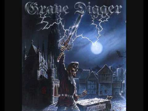 Grave Digger - The Round Table