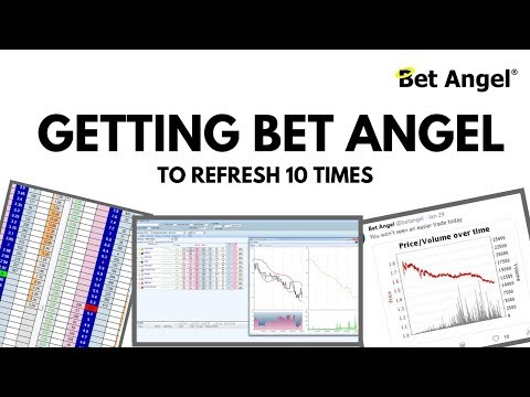 Peter Webb - Getting Bet Angel to refresh ten times faster
