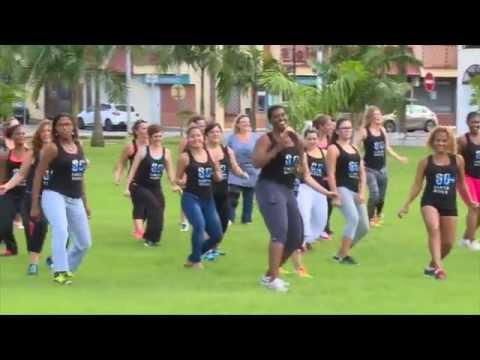 Earth hour 2015 - Guyane
