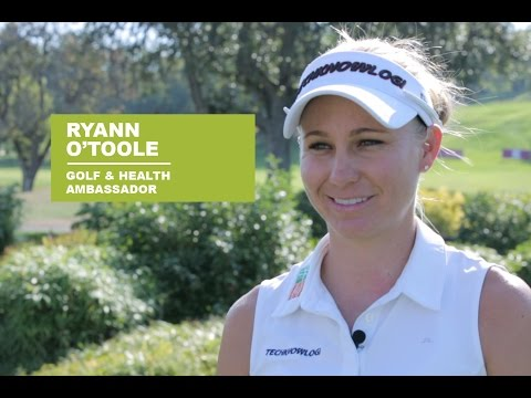 Ryann O'Toole - Golf and Health Ambassador (Full Interview)