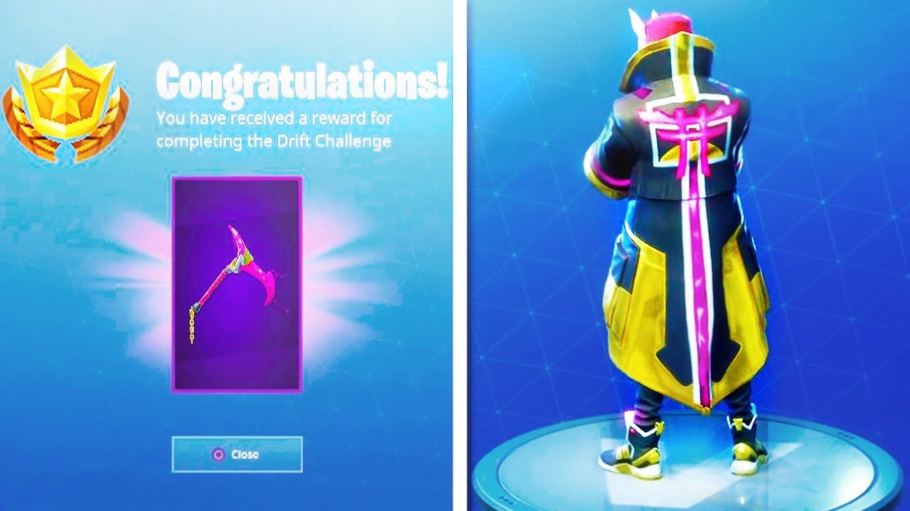 How To Unlock Secret Quot Rift Edge Quot Pickaxe In Fortnite New