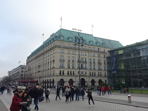 Adlon Kempinski Hotel, Berlin, Germany
