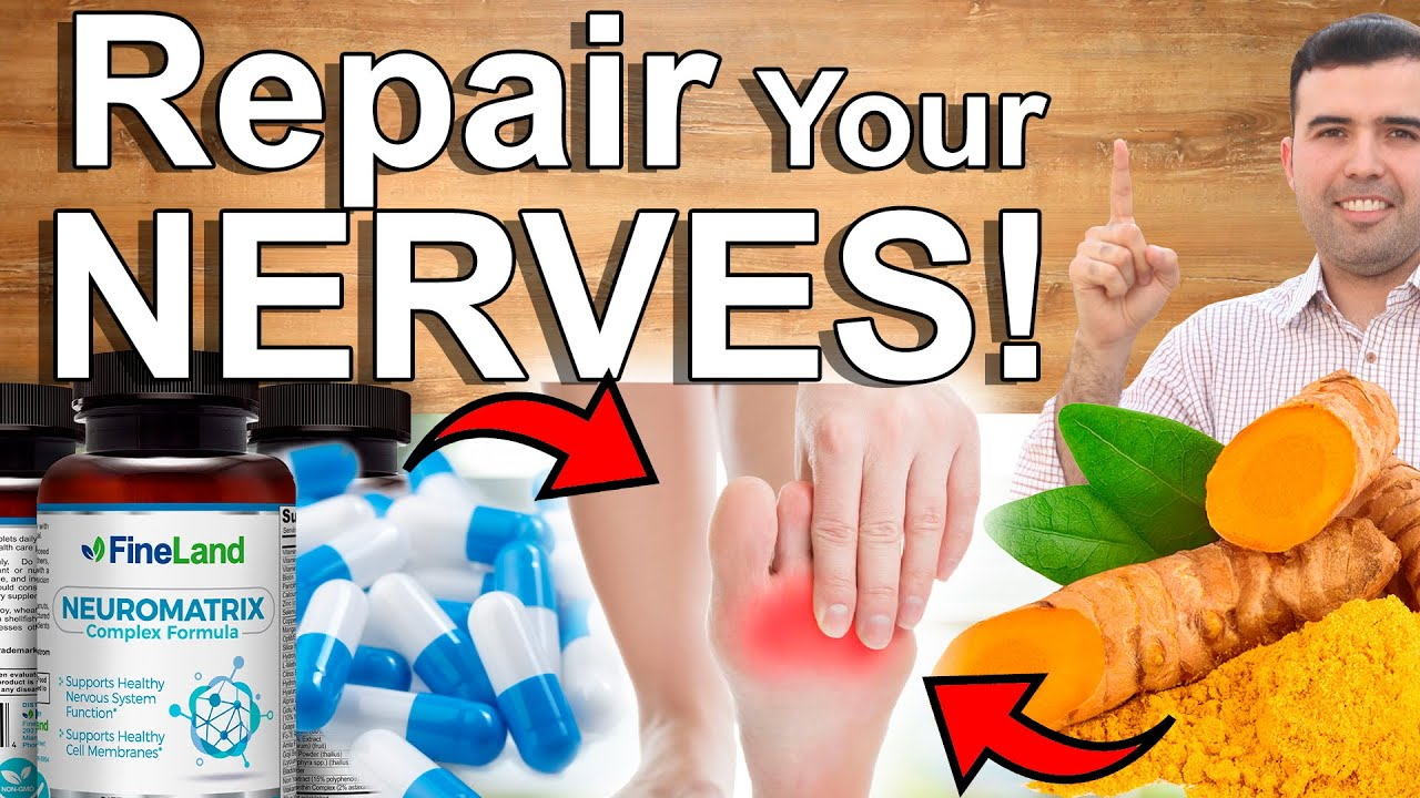REPAIR YOUR NERVES! (Neuropathy Remedies) -Regenerate Nerve Function, Eliminate Pain, and LIVE AGAIN