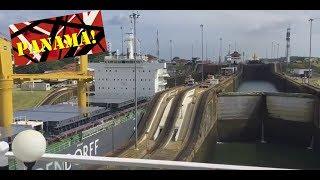 Panama Canal Cruise 2018 - Norwegian Star
