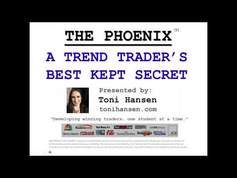 Traders Talk Live (webinar): The Phoenix: A Trend Trader's Best Kept Secret  |  Toni Hansen