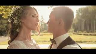 Видеосъемка свадьбы Йошкар-Ола. Денис & Наталья классный свадебный клип.
