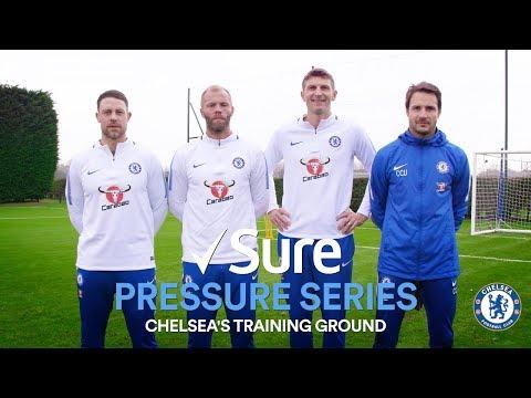 THE SURE PRESSURE SERIES SEASON 2 - LEGENDS EPISODE | CHELSEA FC