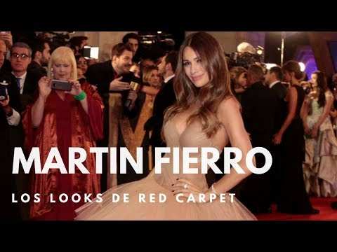 La Red Carpet del Martin Fierro 2018 | Chicas Guapas TV thumbnail