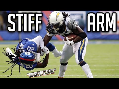 Download Best Stiff Arms in NFL History || HD