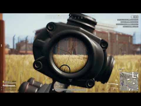 PLAYERUNKNOWN'S BATTLEGROUNDS 絕地求生 Kill Moment (25 Feb 2018)