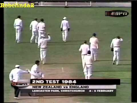 England all out 82 & 93 vs New Zealand