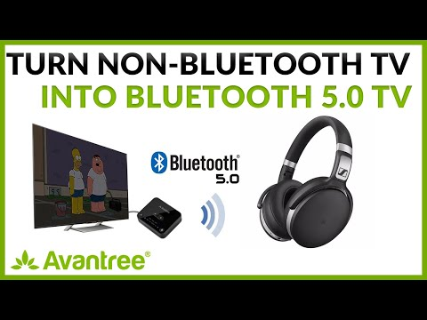 watch-tv-with-bluetooth-5.0-headphone---how-to-connect-bluetooth-headset-to-tv?