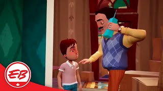 Hello Neighbor: Hide And Seek Reveal Trailer - Square Enix | EB Games