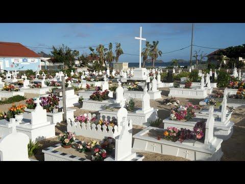 """Johnny Hallyday inhumé à Saint-Barthélemy : """"C'est un honneur pour nous"""""""