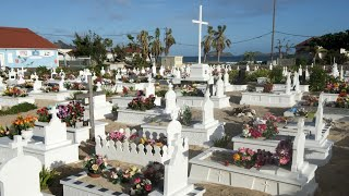Johnny Hallyday inhumé à Saint-Barthélemy :