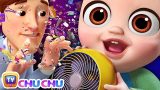 NEW Johny Johny Yes Papa Song - Confetti amp Chocolate Wrappers - ChuChu TV Nursery Rhymes For Kids