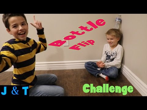 Ultimate Bottle Flip Challenge