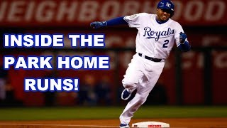MLB   INSIDE THE PARK HOME RUNS!   1080p HD