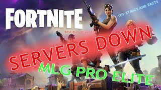 SERVERS DOWN | Fortnite Update BROKEN | Logging in Waiting In Queue Fix? PS4 XBOX Patch