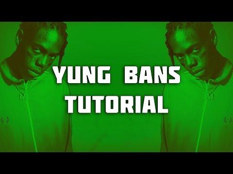 How To Make A Yung Bans Type Beat 🔥💸 (Yung Bans Beat Tutorial) 🌊