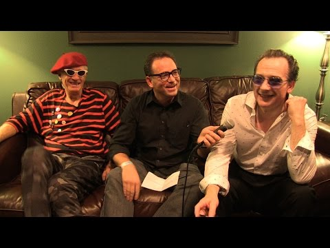 Interview with The Damned