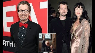 Gary Oldman says he broke down physically after ex-wife's comments