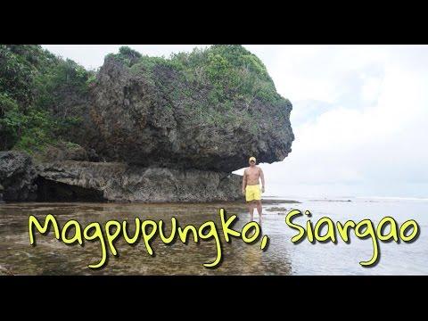 Travel Vlog 9 - Best Kept Secret in the Philippines - Siargao Ep.1 (Magpupungko)