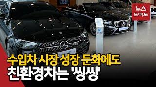 반도체 수급난에…8월 수입차 판매 '주춤'
