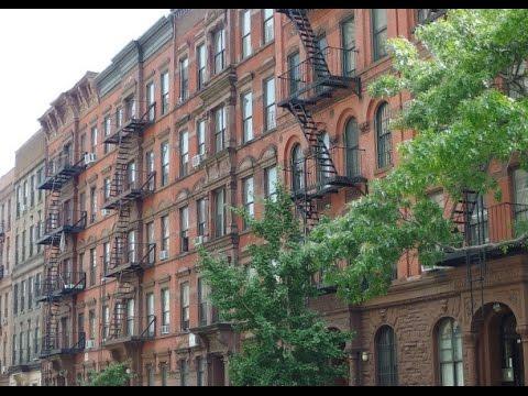 ニューヨークエリア紹介 / Harlem near West 135th street