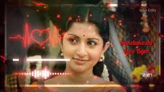 Sandakozhi Bgm Love....Vishal....Meera Jasmine. Aravind Msa - MSA Editz