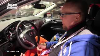 Nissan Sentra 2014 (+ Nissan Pathfinder 2014) - Большой тест-драйв, Дневники ММАС 2014