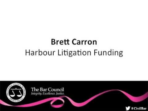 Bar Council Workshop 2013
