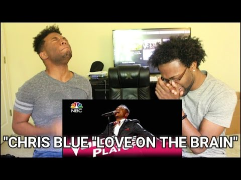 The Voice 2017 Chris Blue - Live Playoffs: