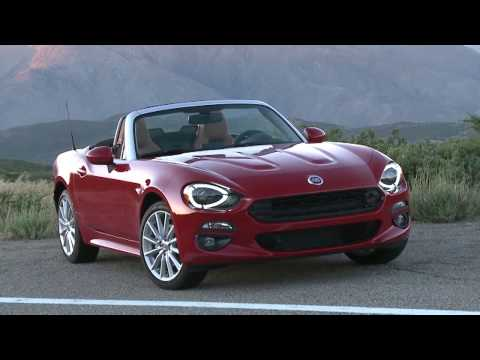 2018 fiat 124 spider review, ratings, specs, prices, and photos