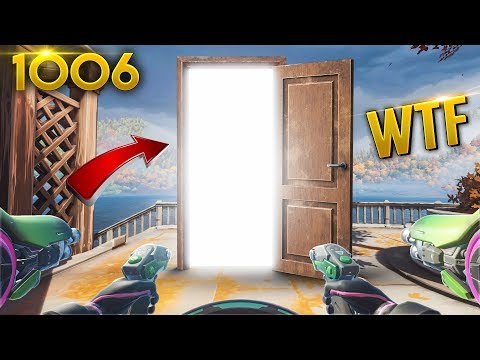 Dafran Found THE SECRET DOOR!? | Overwatch Daily Moments Ep.1006 (Funny And Random Moments)