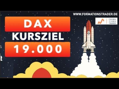 Dax: Kursziel 19.000
