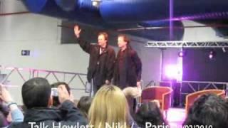 SciFi Convention - David Hewlett & David Nykl - Talk 1