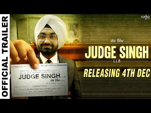 judge-singh-llb---trailer---ravinder-grewal---latest-punjabi-movies-2015---full-movie-out---sagahits