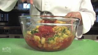 How To Make Tomato Pineapple Corona Salsa