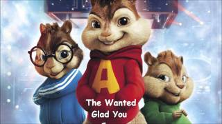 Repeat youtube video Alvin and The Chipmunks - Glad You Came by The Wanted