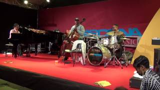 Kermit Ruffins & the BBQ Swingers at the Jazz Festival Ascona 2014