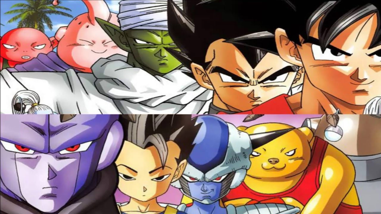 Is Beerus And Champa Originally From Universe 11?