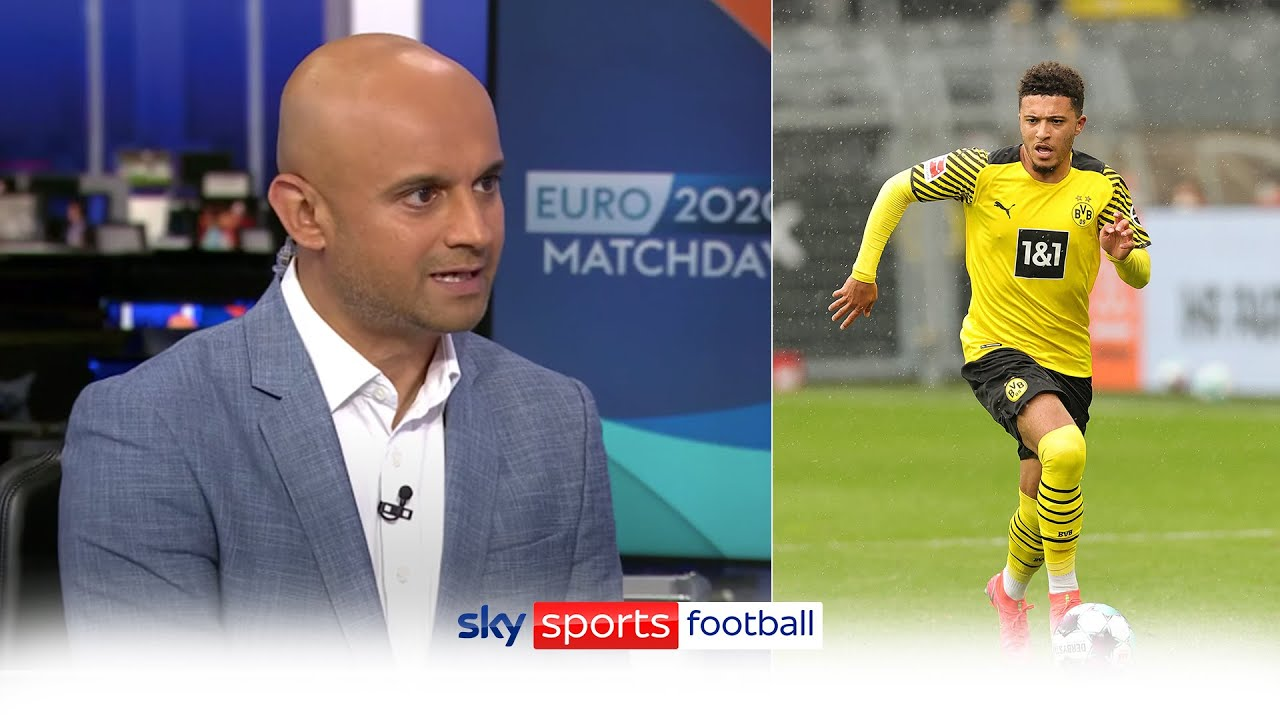 Download Borussia Dortmund begin actively looking for Jadon Sancho replacement! | Transfer News