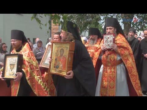 В Рыльском Свято-Николаевском монастыре прошел престольный праздник