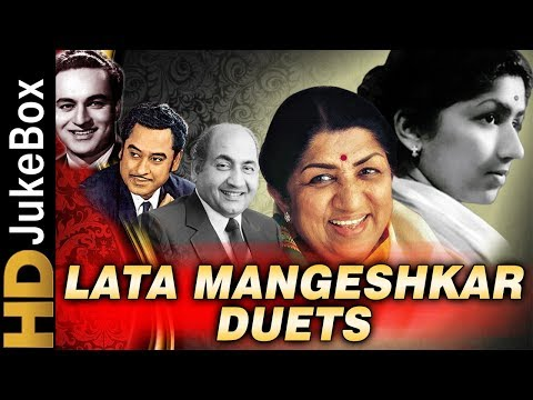 lata-mangeshkar-duets-top-20-|-old-hindi-songs-collection-|-evergreen-songs-of-bollywood