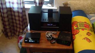 My Sony Home Music System- Sony Altus, Sony Hi-Fi Micro system, and Sony VAIO