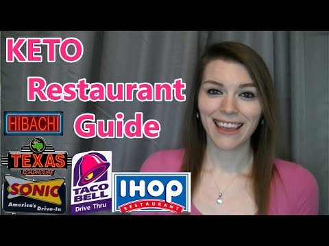 KETO: Ultimate Restaurant Guide