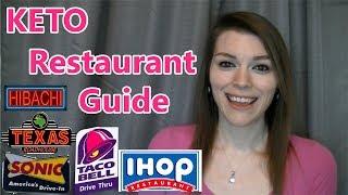 KETO: Ultimate Restaurant Guide
