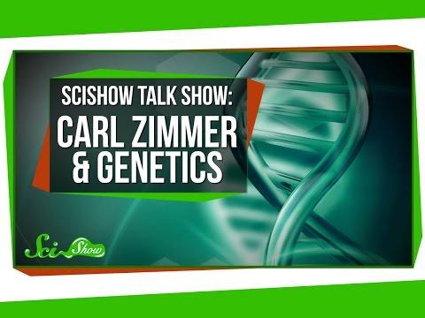 SciShow Talk Show: Carl Zimmer & Genetics