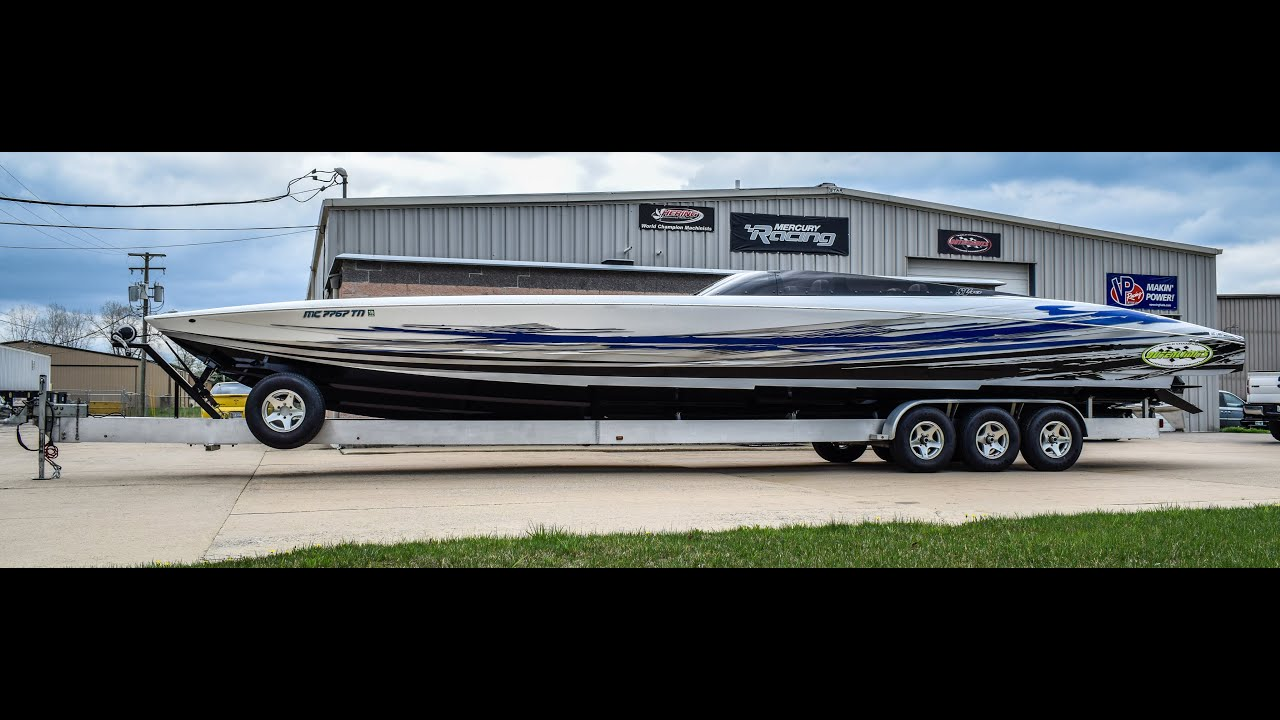 ACM- SOLD SV43 Outerlimits
